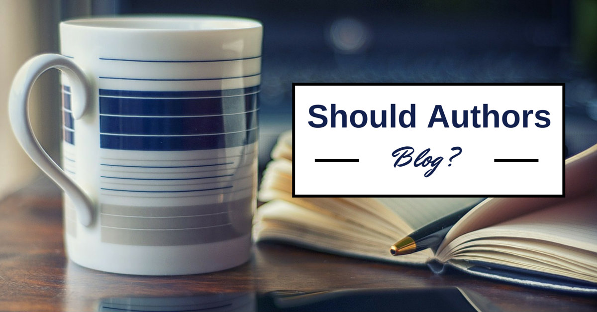Why Blogging Helps Build Author Platforms – with Robin Houghton