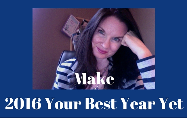 How to Make 2016 Your Best Year Yet, with Honorée Corder